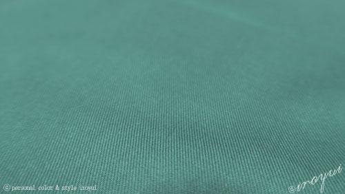 ウィンターの緑ドレープ1枚