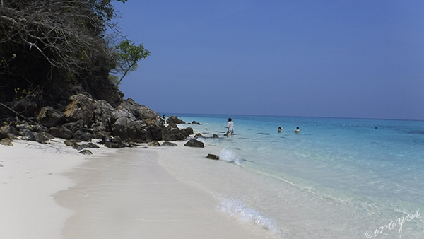 プーケットのピピ島周辺の島