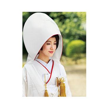 パーソナルカラーによる和装結婚式の綿帽子や白無垢の衣装
