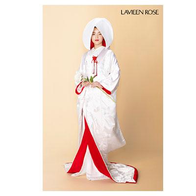 白無垢と赤の綿帽子が似合う花嫁のパーソナルカラー