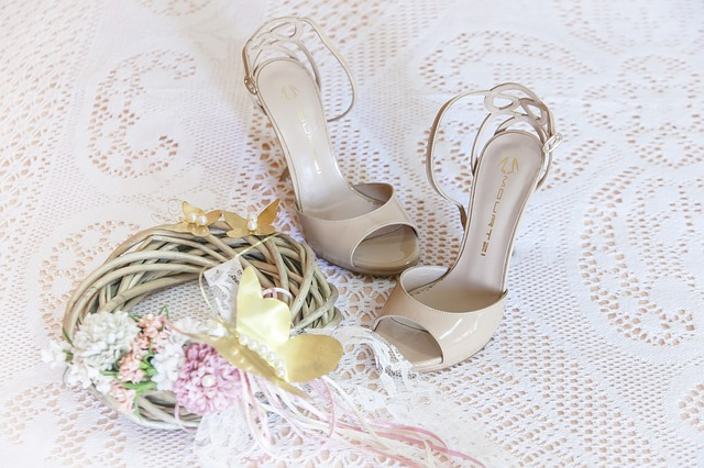 女性の靴選び