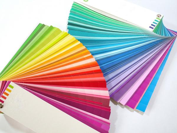 パーソナルカラー色
