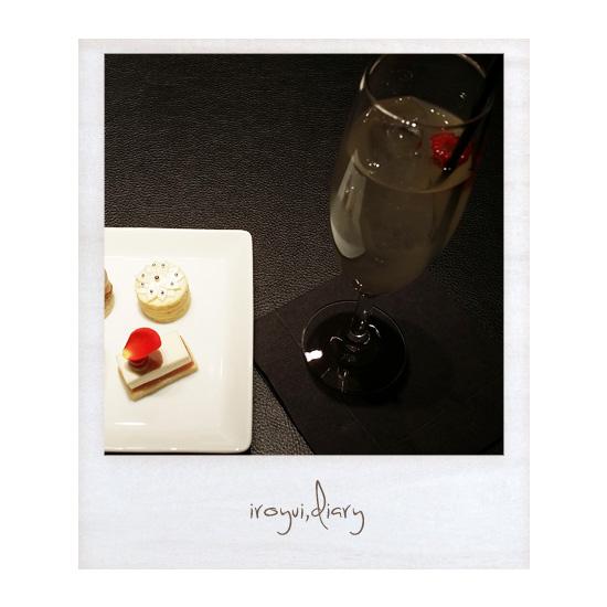 ヴァンクリーフ&アーペル・シャンパン