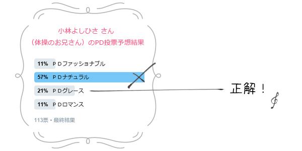 芸能人パーソナルデザイン予想4