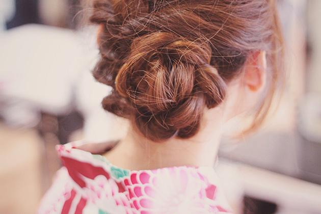 似合うヘアスタイル